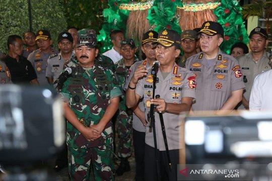Panglima-Kapolri bertolak ke Morotai tinjau Prajurit di perbatasan