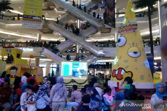 Mall Kokas tutup sementara mulai 29 Maret