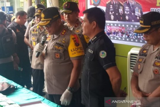 Kapolda Sumut: Tidak akan ragu berantas peredaran narkoba