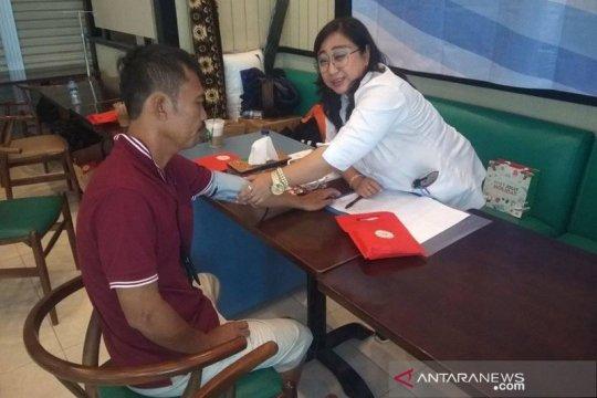 Di Pelabuhan Merak, layanan kesehatan angkutan Natal-Tahun Baru gratis