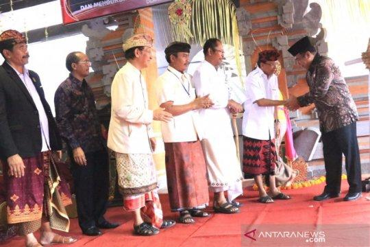 """Menteri Agama buka Mahasabha X """"Pasemetonan MGPSSR"""" di Bali"""