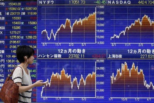 Pelonggaran pembatasan dorong saham Tokyo dibuka lebih tinggi