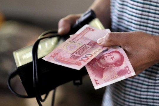 Yuan menguat 149 basis poin menjadi 6,6781 terhadap dolar AS