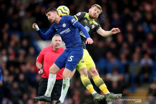 Chelsea borong penghargaan UEFA, Jorginho jadi Pemain Terbaik