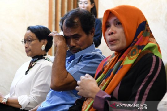 Dua WNI eks sandera Abu Sayyaf kembali ke keluarga