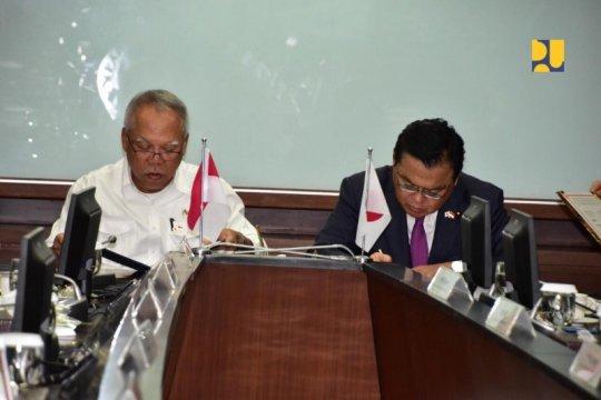 Indonesia-Jepang sepakat perpanjang kerjasama infrastruktur