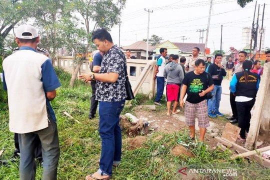 Bayi ditemukan tewas di pinggiran Kalimalang Bekasi