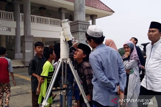 Masjid KH Hasyim Asy'ari tak selenggarakan Shalat Id