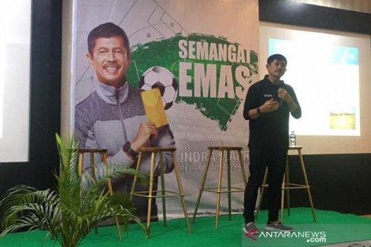 BUMN Riau hadirkan Indra Sjafri saat klinik kepelatihan