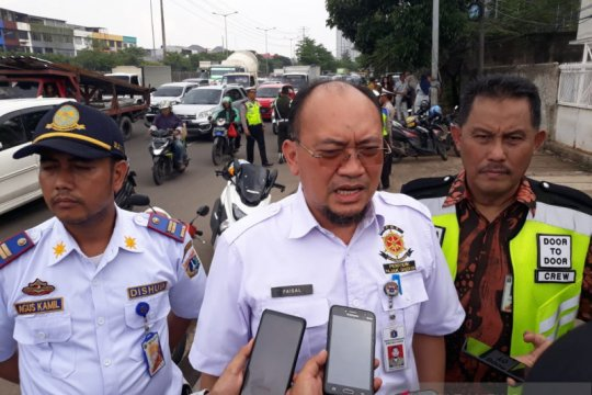 DKI blokir ratusan mobil mewah langgar administrasi identitas