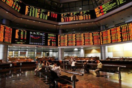 Saham Malaysia jatuh hari keempat, indeks KLCI terpangkas 0,52 persen