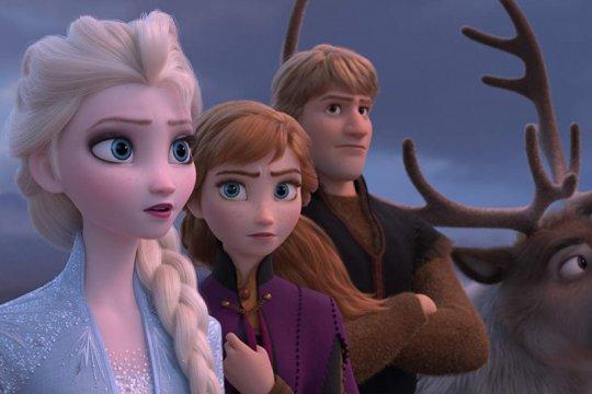 """""""Frozen 2"""" akan dirilis di platform streaming 3 bulan lebih cepat"""