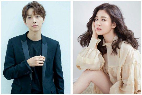 "Selebritas cerai sepanjang 2019, Song-Song ""couple"" hingga Abdul Somad"