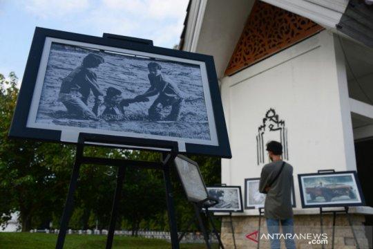 Pameran foto 15 tahun tsunami Aceh