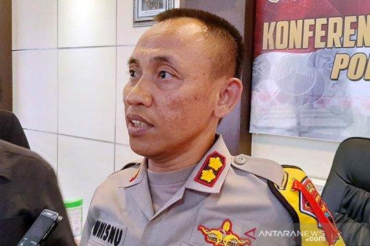Polisi Banyumas tangkap tersangka kasus dugaan penipuan berkedok umrah