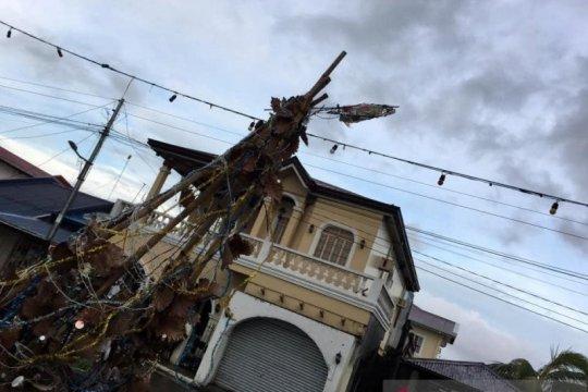 Korban tewas akibat topan di Filipina jadi 28 orang