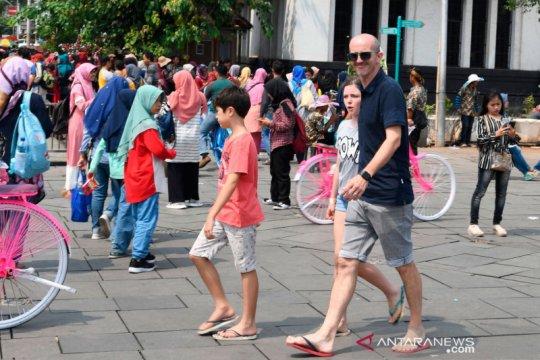 Wisatawan Tiongkok dominasi kunjungan pada September 2020 di Jakarta
