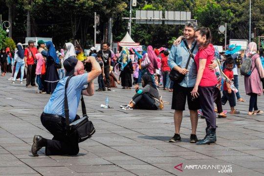 Awal 2021, kunjungan wisman ke Jakarta turun 94,3 persen