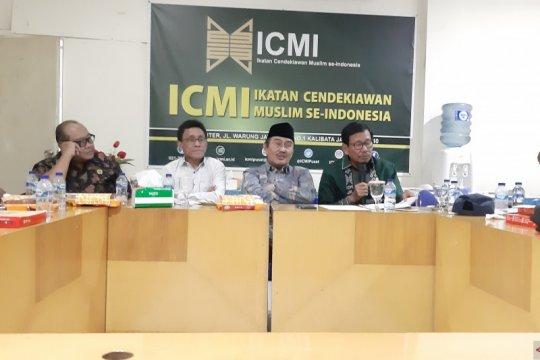 ICMI ajak masyarakat bijak bermedia sosial cegah permusuhan