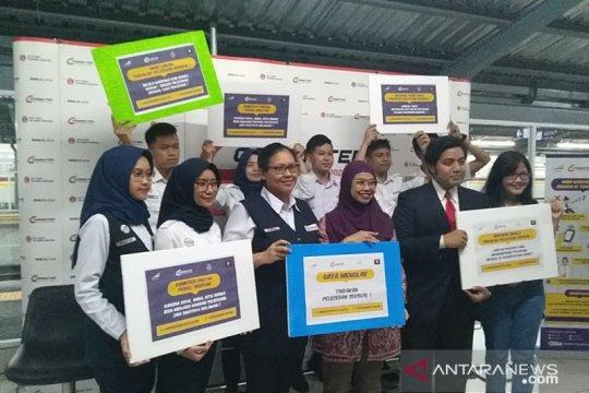 KCI ajak masyarakat lawan pelecehan seksual di KRL