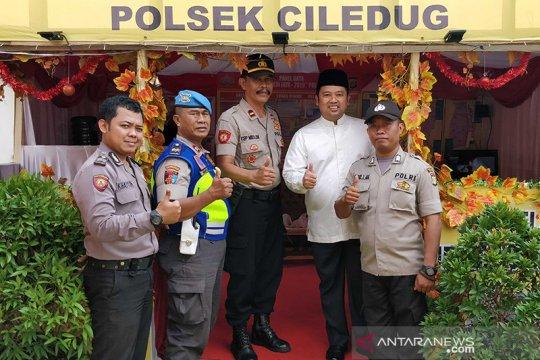 Wali kota Tangerang apresiasi TNI-polisi amankan Natal