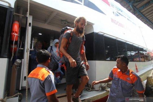 Wisatawan asing kunjungi Indonesia melalui pelabuhan Dumai