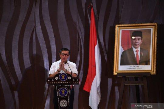 Kemenkumham: 3,7 juta warga Tiongkok lintasi Indonesia pada 2019