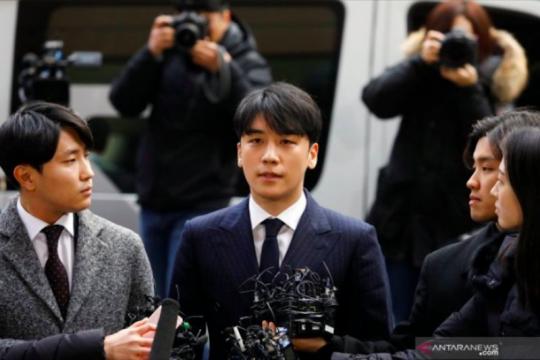 Pengadilan tolak penahanan Seungri