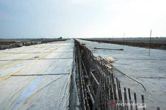 PUPR komitmen tuntaskan jalan akses Pelabuhan Patimban April 2020