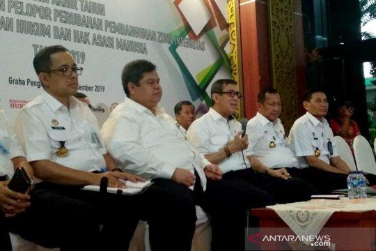 """Yasonna targetkan """"Omnibus Law"""" dibahas DPR Januari 2020"""