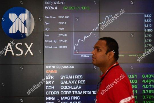 Bursa Australia berakhir naik, terkerek saham penambang dan energi