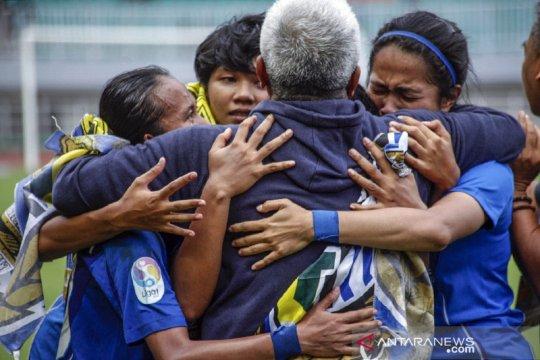 Kapten Persib Putri dedikasikan kemenangan untuk almarhumah ibu