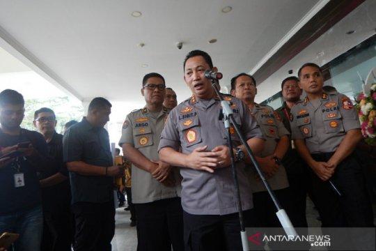Siber Bareskrim Polri tangkap Gus Nur di Jatim