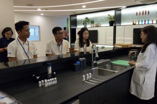 Peneliti terpilih IRN raih tur ke laboratorium di Singapura