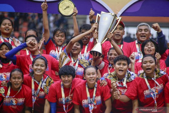 Ketum PSSI pastikan Liga 1 Putri 2020 dimulai paling lambat April