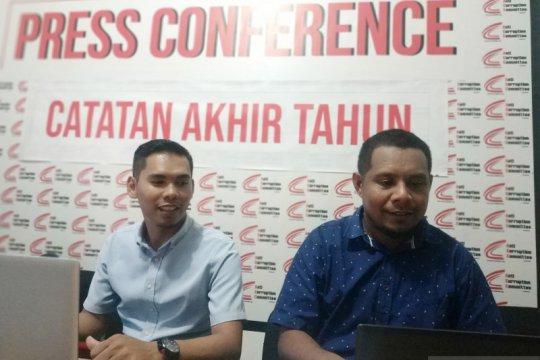 ACC Sulawesi sebut 132 kasus selama  tahun 2019 mandek