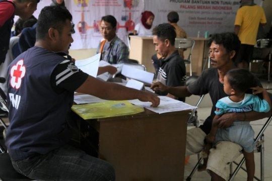 PMI: dana bantuan korban gempa Lombok guna tingkatkan kualitas hunian