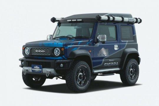 Suzuki Jimny Sierra, Swift Sport akan mejeng di Tokyo Auto Salon