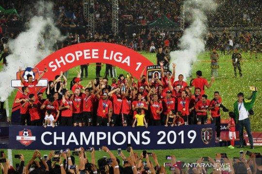 Kaleidoskop olahraga Indonesia tahun 2019