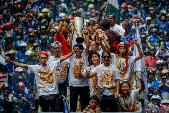 Akademi Persib putri terpilih dalam program pengembangan bakat FIFA