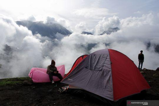 Jelang HUT RI, BPBD minta pendaki Gunung Bawakaraeng jaga kebersihan