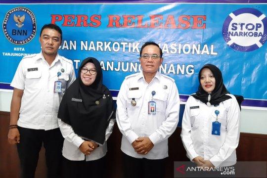 BNNK Tanjungpinang rehabilitasi 67 pengguna narkoba selama 2019