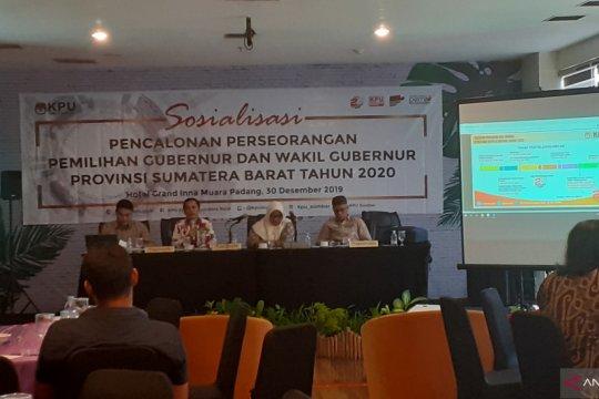 KPU sosialisasikan pendaftaran calon perseorangan di Pilgub 2020