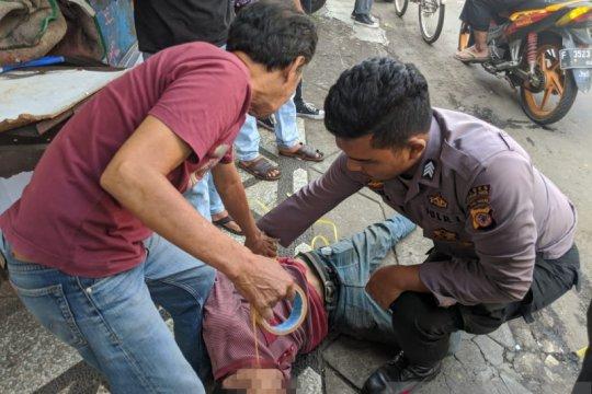 Brigadir Tawakal gagalkan percobaan penyerangan warga Sukabumi