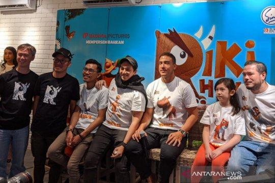 """Memperkenalkan badak sumatra lewat film animasi """"Riki Rhino"""""""