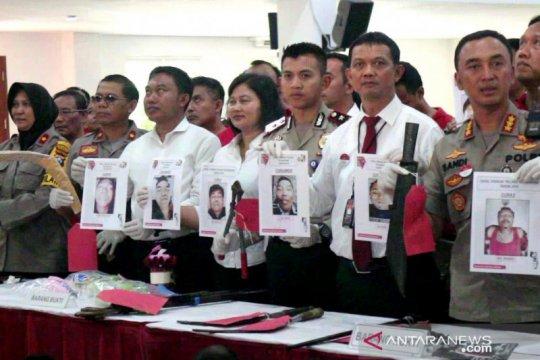 Selama 2019, Polrestabes Surabaya tembak mati 11 penjahat