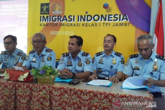 Imigrasi Jambi menunda penerbitan 310 paspor TKI nonprosedural
