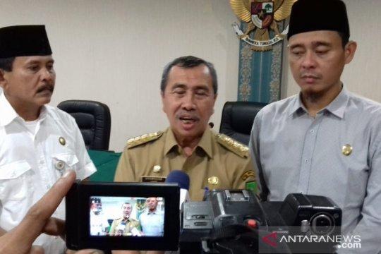 Riau larang warga bunyikan petasan dan terompet pada malam Tahun Baru