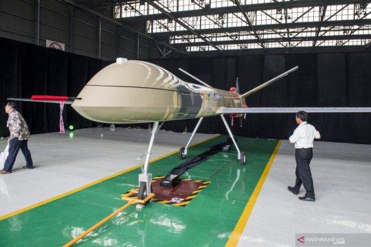 Pesawat udara nirawak produksi PT Dirgantara Indonesia