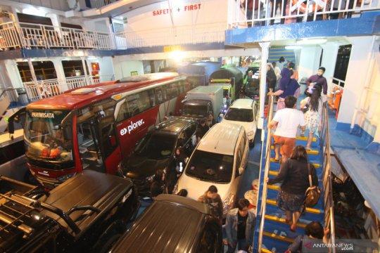 Percepatan bongkar muat di Pelabuhan Ketapang